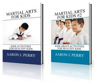 Martial art for kids books